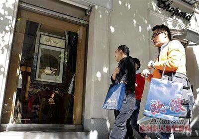 中国游客趁淡季赴西班牙扫年货 反季节旅游走俏